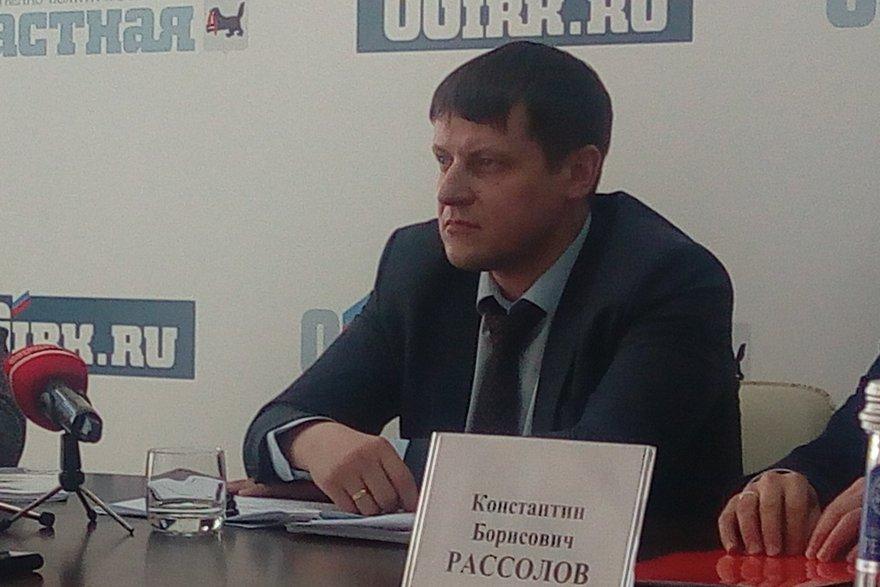 Главный инженер регионального фонда капремонта Александр Попов