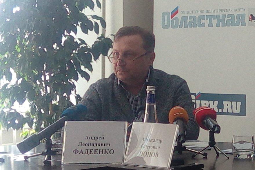 Заместитель директора по строительству ООО «Звезда» Андрей Фадеенко