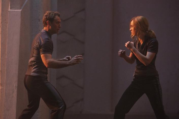 Кадр из фильма «Капитан Марвел», www.kinopoisk.ru