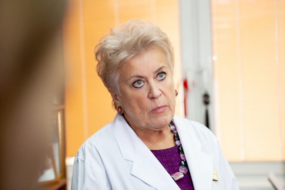 Главный врач Иркутского областного онкологического диспансера Виктория Дворниченко