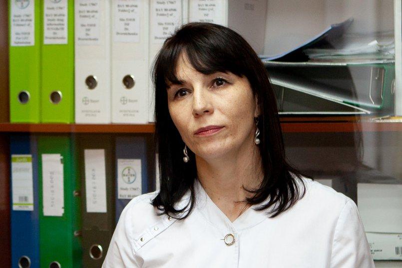 Марина Демченкова