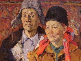 Выставка картин «Байкальские жители»