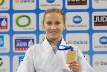 Ирина Долгова. Фото judo.ru