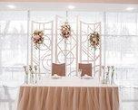 Свадьба в ресторане «Иркутск» организация и оформление  агентство «Present»