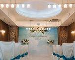 """Выездная регистрация в вип-зале ресторане """"Иркутск""""организация и оформление  агентство «Present»"""