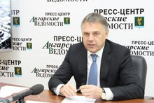 Сергей Петров. Фото пресс-службы администрации АГО