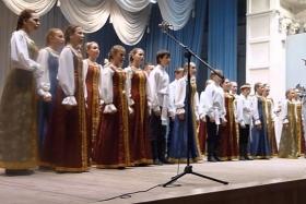 Отчетный концерт хора «Прибайкалье»
