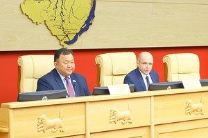 Сергей Сокол: центральными вопросами 12-й сессии стали вопросы поддержки детства