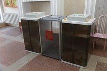 Урны для голосования. Фото с сайта областного избиркома