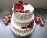 Свадебные торты от кондитерского цеха ресторана «Иркутск»