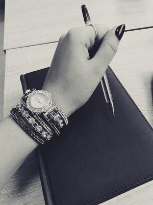 Время — это простор для развития способностей…