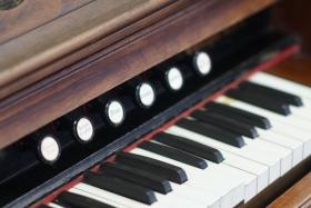 Выставка редких и необычных музыкальных инструментов