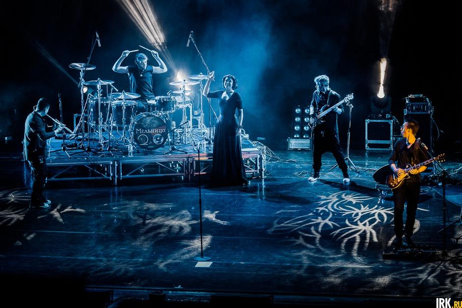 Концерт группы «Мельница»   Фоторепортажи   Афиша Иркутска на IRK.ru
