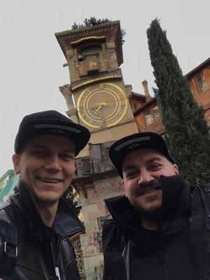 Самые большие и маленькие часы Грузии