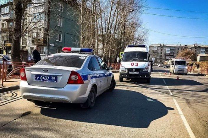 Фото из аккаунта ГИБДД МУ МВД России «Иркутское» в «Инстаграме»