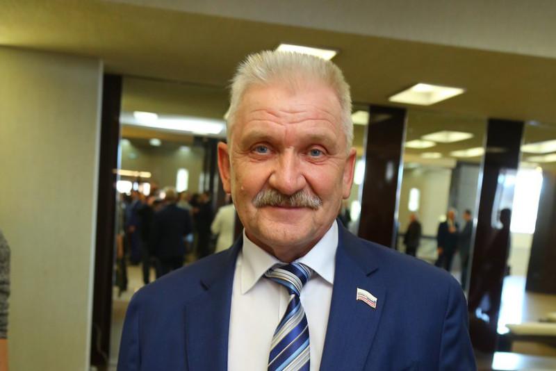 Георгий Любенков. Фото пресс-службы ЗС Иркутской области