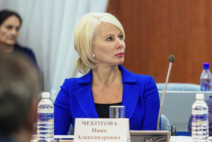Нина Чекотова. Фото IRK.ru