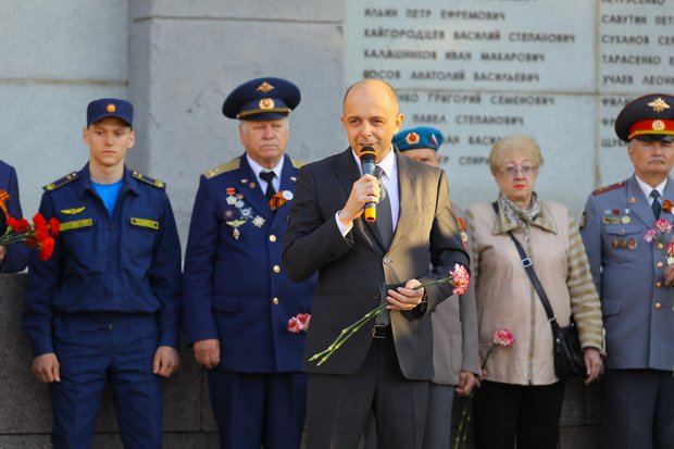 Сергей Сокол. Фото Законодательного собрания Иркутской области