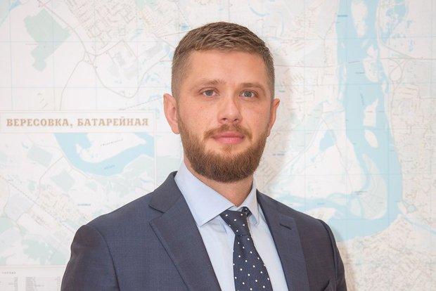 Евгений Стекачёв. Фото пресс-службы думы Иркутска