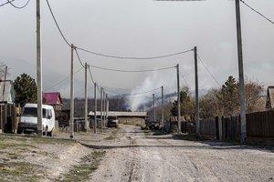 Глава Большого Голоустного: в поселке дежурят автобусы на случай экстренной эвакуации из-за пожара