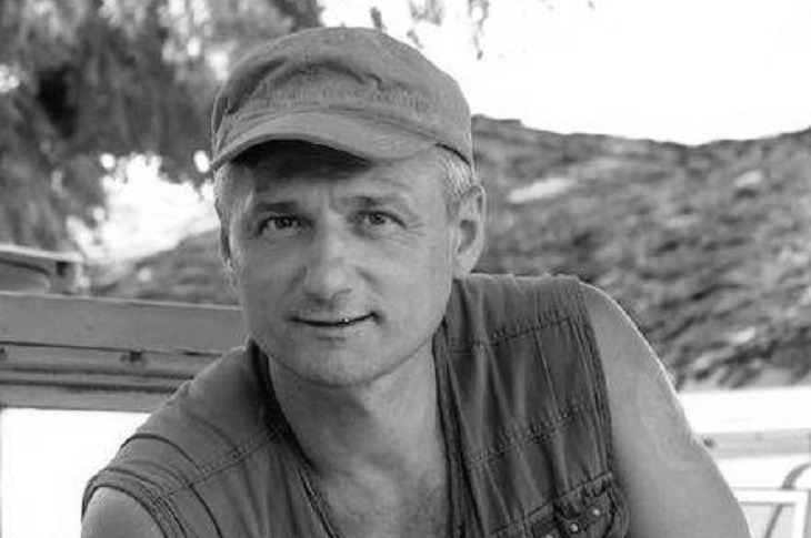 Николай Тарханов. Фото с сайта stalkerfest.timepad.ru