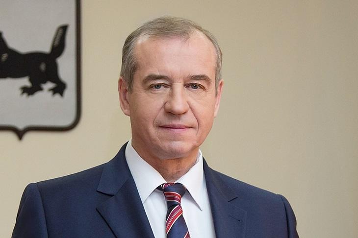 Сергей Левченко. Фото пресс-службы правительства Иркутской области