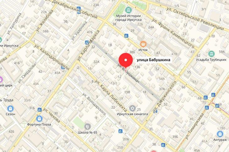 Скриншот «Яндекс.Карты»