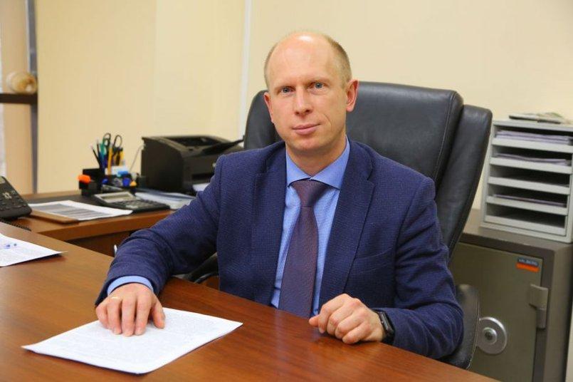 Константин Рассолов. Фото ogirk.ru