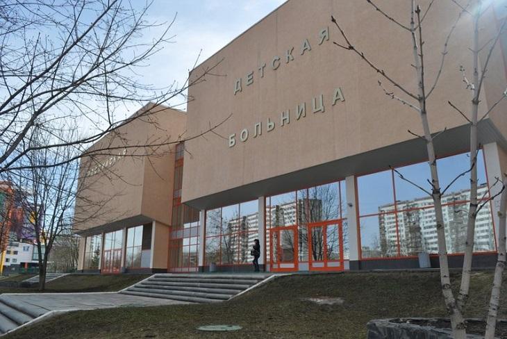 Российская детская клиническая больница, Москва. Фото с сайта gazetaingush.ru