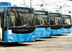 Новые троллейбусы. Автор фото — Маргарита Романова