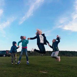 С детьми каждый день - самый счастливый!