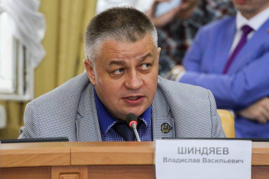 Владислав Шиндяев. Фото со страницы в Facebook