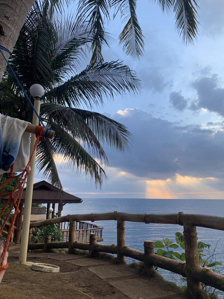 Закаты в Панглао очень красивые