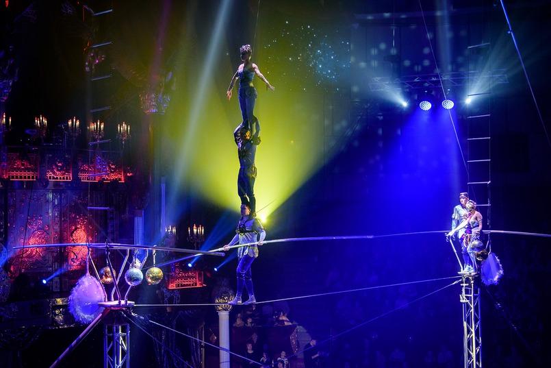 Гия Эрадзе и его артисты удостоились высшей награды в цирковом сообществе — «Золотой клоун» на международном фестивале в Монте-Карло