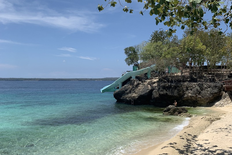 Сикихор. Salagdoong beach