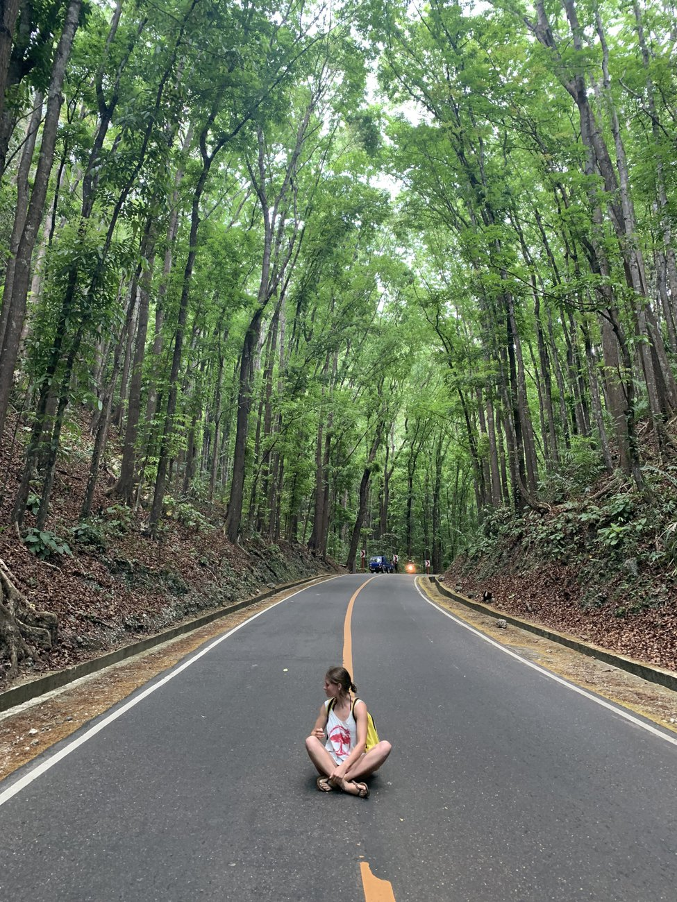 Дорога Панглао-Бохоль
