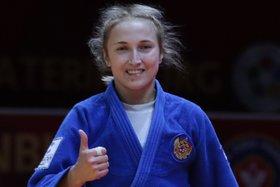 Ирина Долгова. Фото www.judo.ru