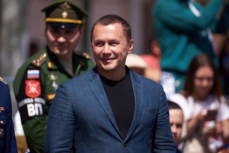 Дмитрий Бердников. Фото из аккаунта в «Фейсбуке»