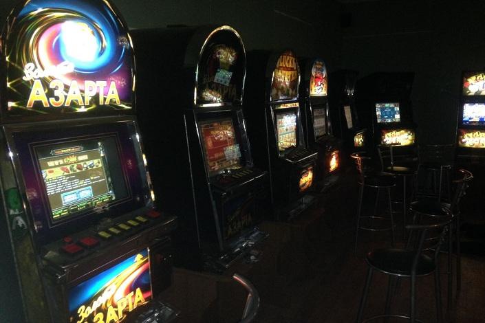 куда сообщить об игровых автоматах