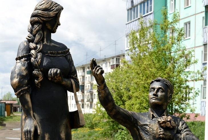 памятники черемхово фото с описанием того, существует