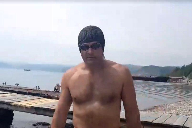 Андрей Бугай. Скриншот видео
