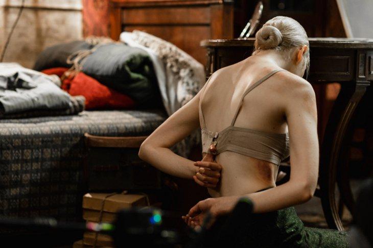 В фокусе фильма — судьбы женщин на войне. Фото с сайта Kinopoisk.ru