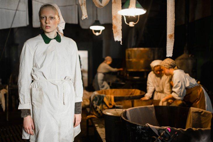 «Дылда» — это тот самый тяжеловесный, натужный, зацикленный на себе отечественный фестивальный артхаус, которым рядового зрителя можно пытать. Фото с сайта Kinopoisk.ru