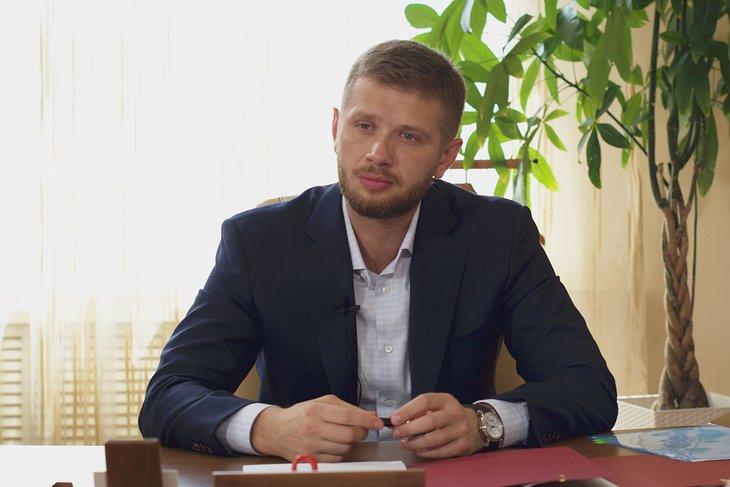 Евгений Стекачев, председатель думы Иркутска