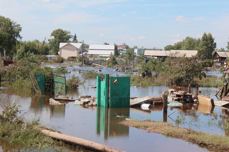 Число погибших людей при наводнении вИркутской области достигло 23