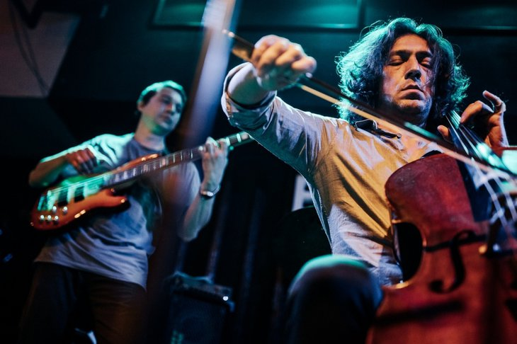 Концерт в «Эдисон баре». Фото с сайта vk.com/edison_craft