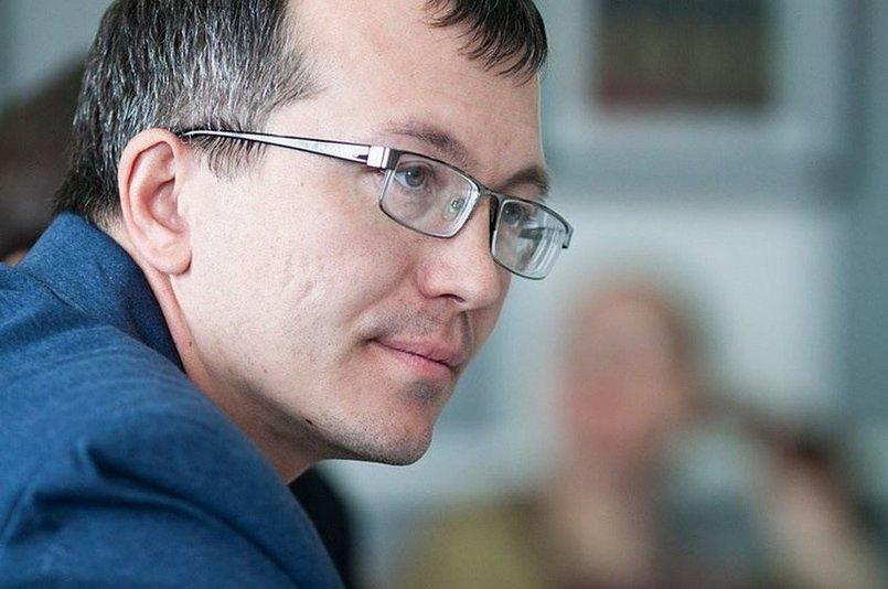 Алексей Петров. Фото со страницы в Facebook