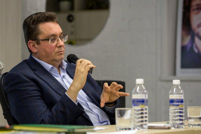 Андрей Лабыгин. Фото из архива сайта