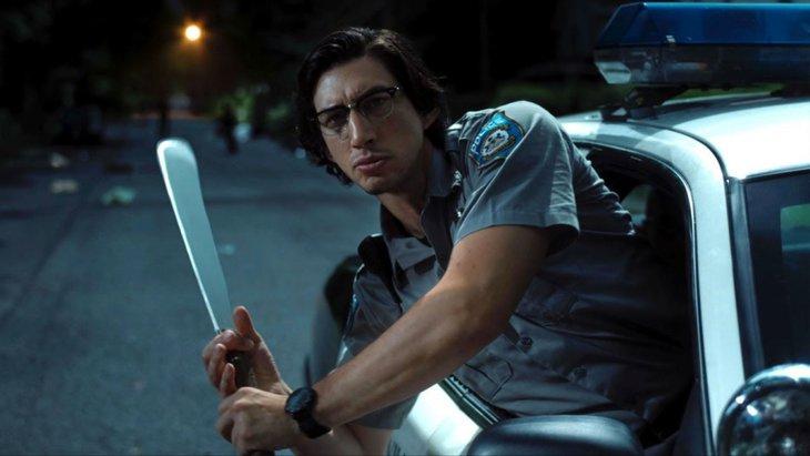Адам Драйвер в роли офицера Питерсона. Фото с сайта www.kinopoisk.ru
