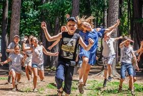 Детский городской лагерь от Студии Ералаш